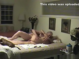 Old man and his wife still fuck and make a sextape
