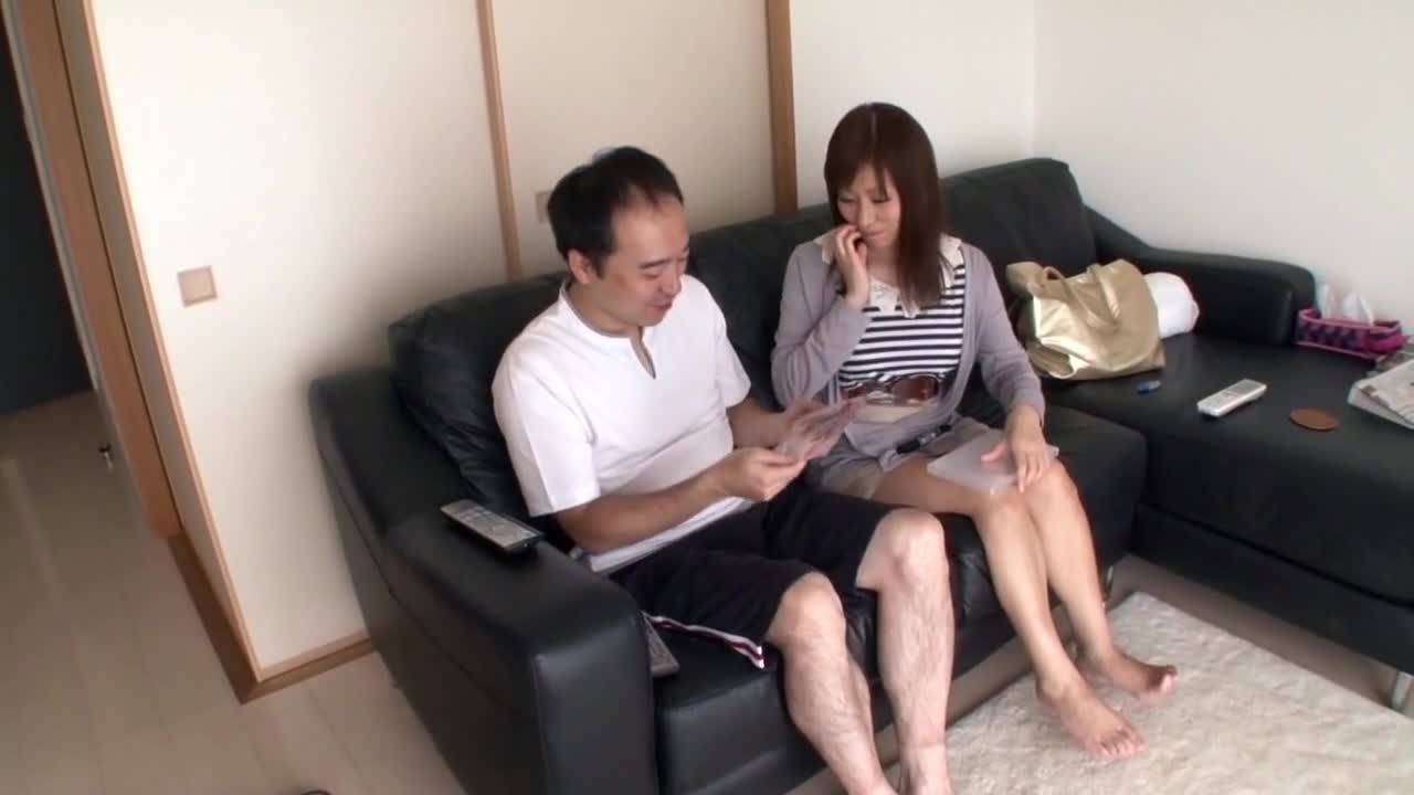 Chihiro Akino in Thanksgiving Home Trip SP 2 part 3.1