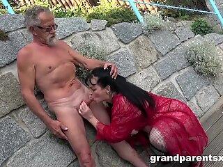 Grandparents are fucking insane