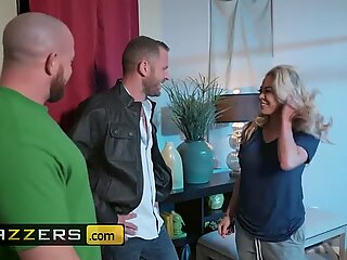 Brazzers - fast fuck me while your bother is sleeping