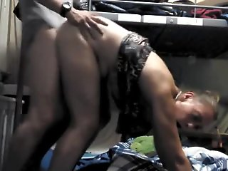 Hitting best friend mom and getting a blowjob