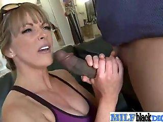 (shayla) Sexy Milf In Hardcore Sex On Black Huge Dick vid-22