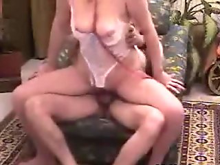 Married Couple Having Some Sexual Fun