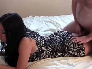 A butt made for cock rubbing