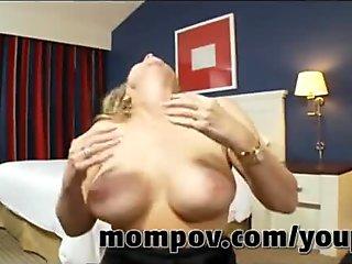Big tits business milf fucked hard