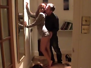 Redhead Abuses Her Husband