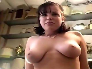 Sexy Amateur Brunette MILF Fucking