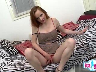 Hot housewife smoking sex