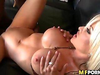 Lonely wive tries big black cock Hellie Mae Hellfire 2