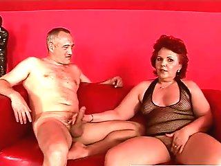 fiery redhead sucking pecker mature film 1