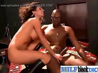 Interracial Sex With Big Black Cock For Slut Milf (veronica avluv) movie-29