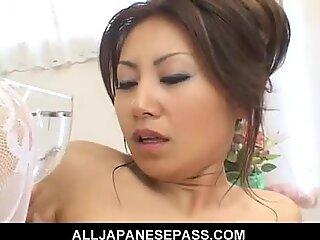 Astounding asian cherry.