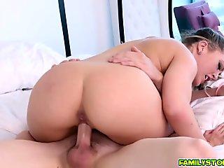 So much cum on face my Wife Dorene