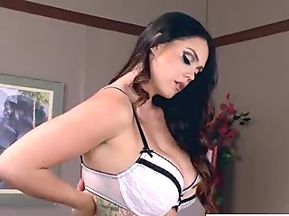 Gorgeous Housewife (alison tyler) Cheating In Hard Sex Scene clip-04