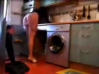 Hidden cam (Help me find the whole clip)
