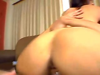 blonde bitch has a fat dick to suck on delightful