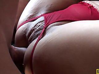 BIg ass housewife loves hard cock