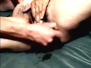 Natural Wife - Shows You How to Cum Hard & Soak the Bed