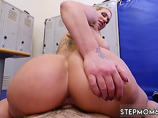 British milf compeer  boss and step mom fucked while sleeping Dominant MILF Gets A - Ryan Conner
