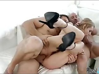 wife gets double penetrated 435