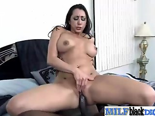 Mature Lady (kaylynn) Bang In Sex Scene With Monster Black Dick movie-16