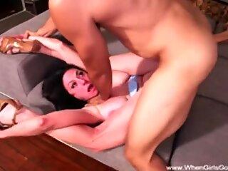 Wild Mother Fucks Big Black Cock