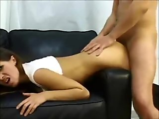 Amateur milf anal and facial