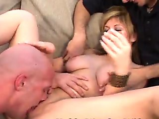 Babe Shocks Hubby With Loud Fucking Of Stranger