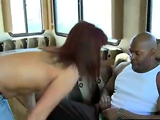 Mamba Black Dick Fill Wet Holes Of Mature Lady (carrie ann) movie-11