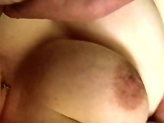 BBW Wife Clair - Big Tits Sucks Cock
