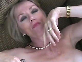GMILF Wife Is A Cum Babe