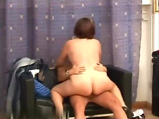 MY WIFE FUCKED OUR WIDOW NEIGHBOUR