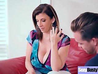 Hardcore Intercorse With Big Round Boobs Wife (Sara Jay) mov-23