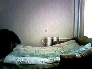 guy with hooker on webcam