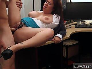 Huge tits threesome MILF sells her husband s stuff for bail $$$