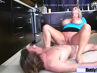Intercorse On Tape With Wild Busty Housewife (karen fisher) clip-15