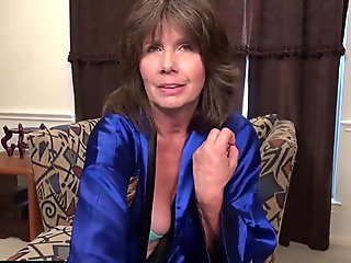 USAWiveS Mature Jade Anal Toy Masturbation