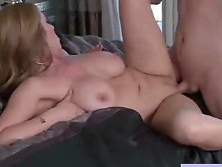 Busty Wild Milf Love To Perform Sex On Cam video-14