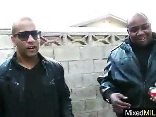 Big Black Mamba Cock Fill Right In Wet Pussy Of Milf (brooklyn jade) movie-10