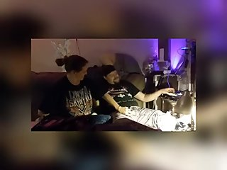 Wife lets sister show her man some how tight pusy can get