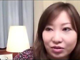 Shy Japanese Wife Kimshima Karin Creampied