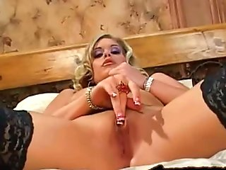 Smoking White Wife Doggy Fucked by Black Man