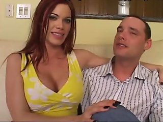 Busty Wife Hardcore Action