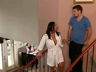 Hardcore Sex Action With Big Tits Mommy (kendra lust) mov-12