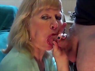gluttonous granny