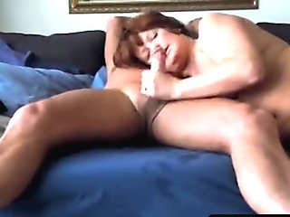 Aged mom loves the cock so much