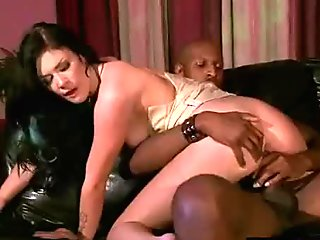 Big Black Cock Fill Mature Nasty Holes Lady (andy san dimas) clip-03