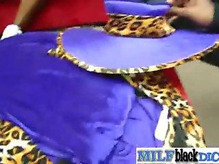 Slut Milf Fucking Hard Long Black Cock On Cam video-18