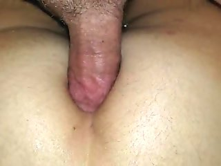 Some anal with my wife