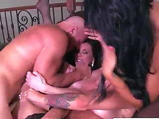 (kendra kissa peta) Naughty Housewife Love To Cheat On Camera video-19